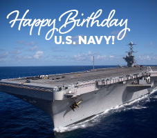 Happy Navy Birthday