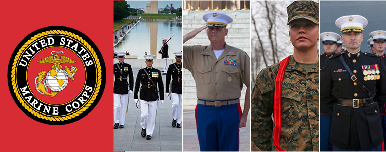 U.S. Marines Uniforms