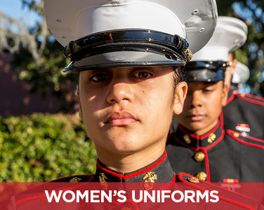 Shop U.S. Marines Women's Uniforms