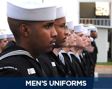 Shop U.S. Navy Men's Uniforms