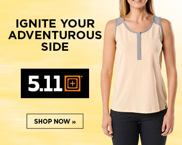 Ignite your Adventurous Side with 5.11 Tactical