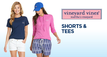 Shorts and Tees from Vineyard Vines