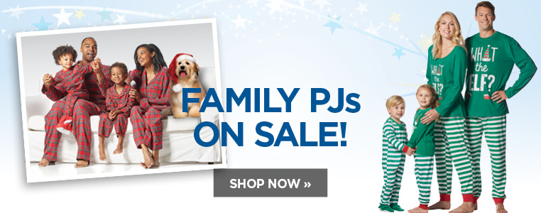 Shop for Family PJs here