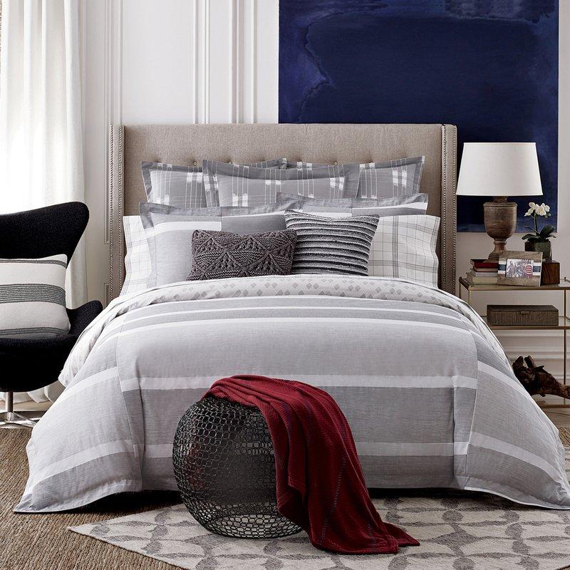 tommy hilfiger king comforter Tommy Hilfiger Woodford Stripe Comforter Set | Comforter Sets  tommy hilfiger king comforter