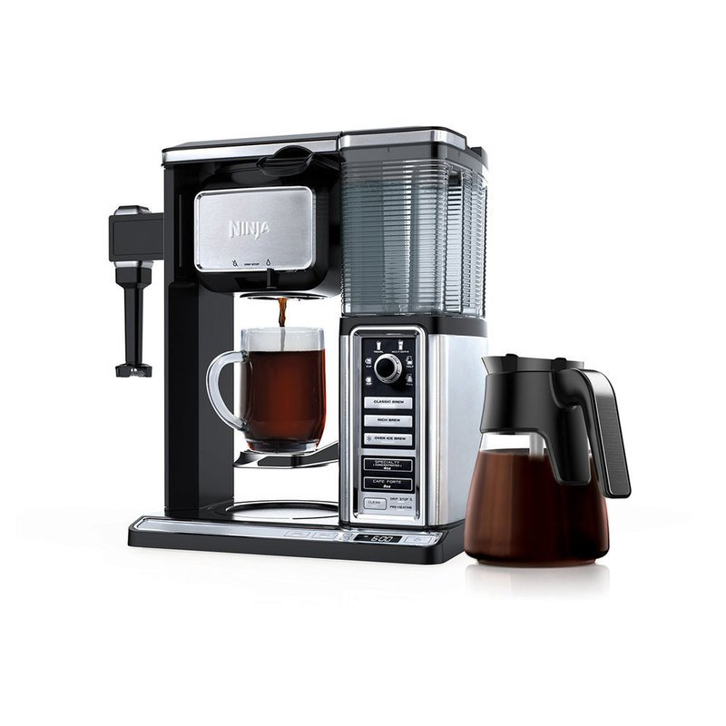 Ninja Coffee Bar System - Glass Carafe (cf091) Coffee Makers For The Home - Shop Your Navy ...