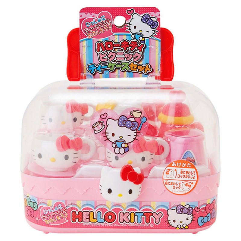 Hello Kitty Toy Set Tea Time Set