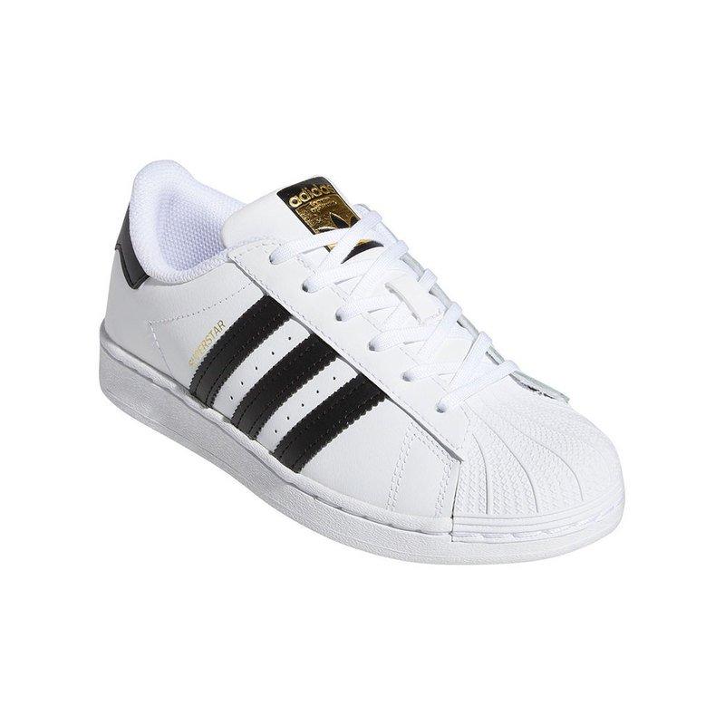 Adidas Boys' Superstar 50th Anniversary Sneaker (toddler/little ...