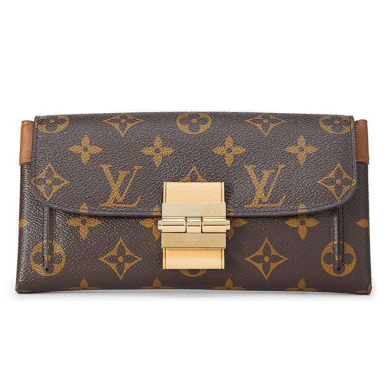 Louis Vuitton Monogram Portefeuille Elise Handbags