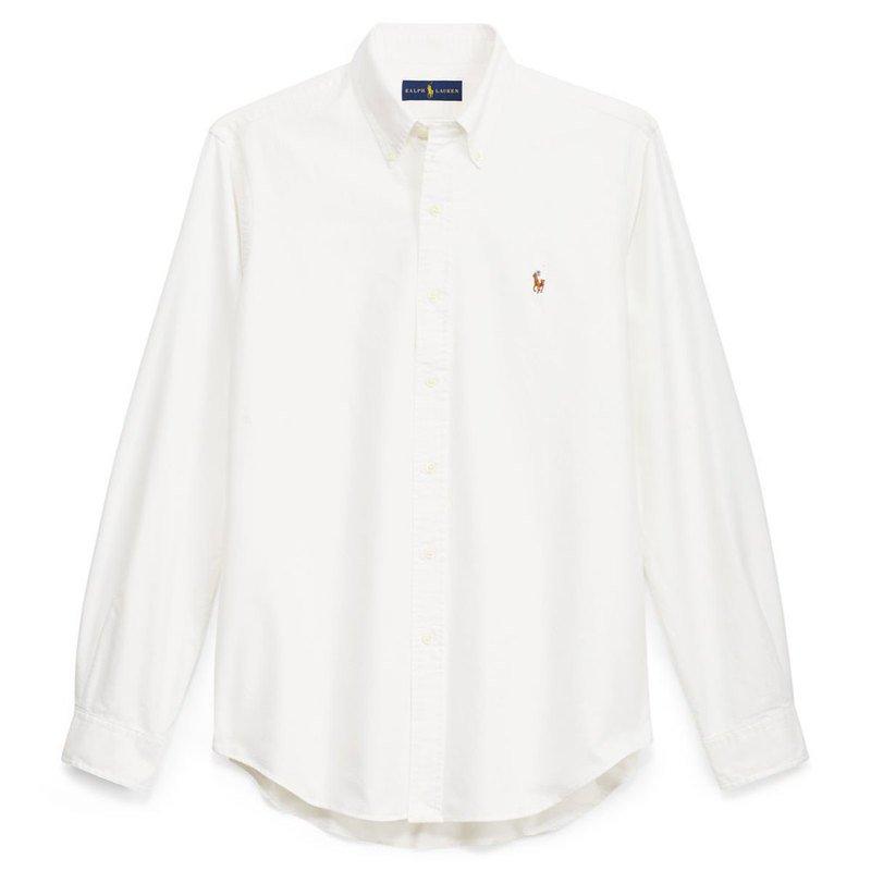 6513af89 Polo Ralph Lauren. Polo Ralph Lauren Men's Long Sleeve Oxford Sport Shirt