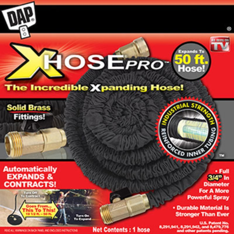 Xhose Pro 50 Ft Garden Hose As Seen On Tv All Shop