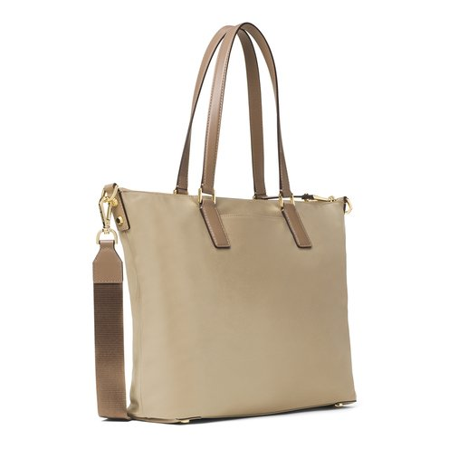 6e7def3e8ce1 Michael Kors Ariana Large North South Convertible Tote Dusk