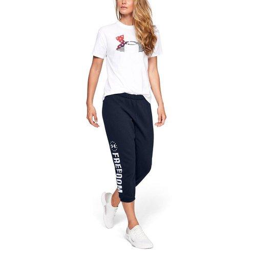 ef4bc9d98b9e1 Under Armour Women's Freedom Favorite Fleece Capris | Active Leggings &  Tights - Shop Your Navy Exchange - Official Site