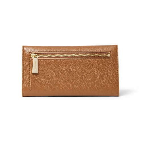 d4ef09f58d5b Michael Kors Large Slim Envelope Trifold Wallet Acorn/butternut   Wallets    Handbags & Sunglasses - Shop Your Navy Exchange - Official Site