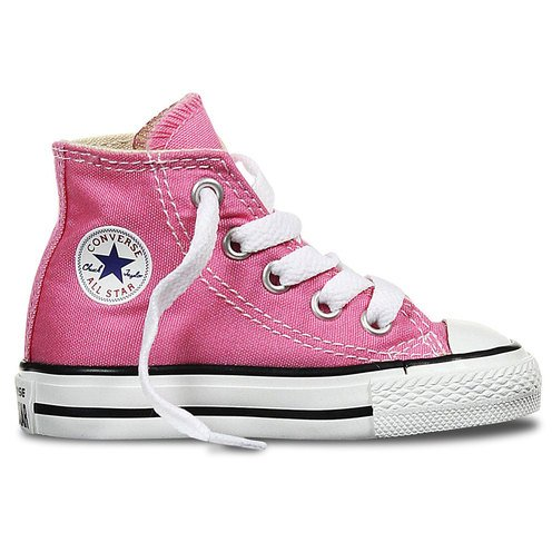 a44b25545d08 Converse Girls Chuck Taylor All Star Hi Top Basketball Shoe  (infant toddler)