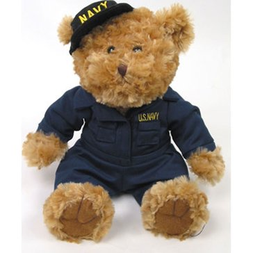 Chelsea Teddy Bear Co USN 10