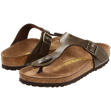 Birkenstock Gizeh Women's Thong Sandal Golden Brown