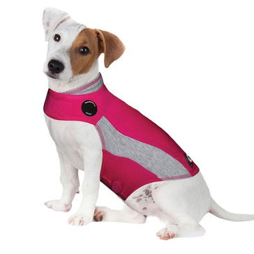 Thundershirt Dog Anxiety X-Small Polo Pink