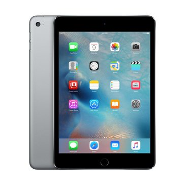 Apple iPad Mini 4 Wi-Fi 128GB Space Gray (MK9N2LL/A)