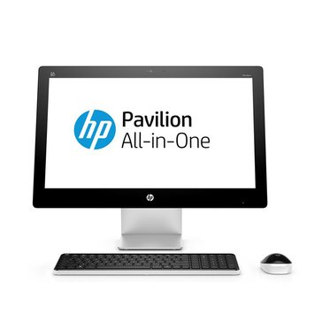 HP 23-q120 All-In-One Desktop PC