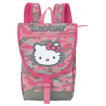 Hello Kitty Camo Small Backpack