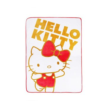 Hello Kitty Big Throw Blanket