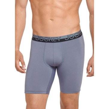 Jockey Hang Sport Mesh 2 Pack Midway Grey