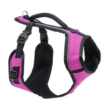 PetSafe EasySport Harness Large Pink Width 28-42 Inches
