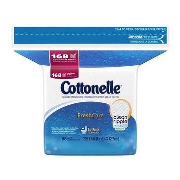 Cottonelle Fresh Care Refill 168-Count