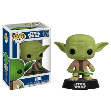 Pop! Star Wars - Yoda Bobble Figurine