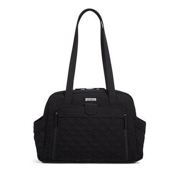 Vera Bradley Stroll Around Baby Bag - Black