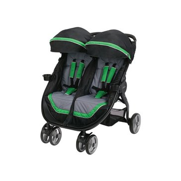 Graco FastAction Fold Duo LX Click Connect Stroller - Fern
