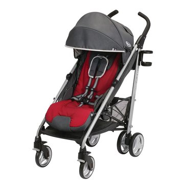 Graco Breaze Click Connect Stroller - Chili Red