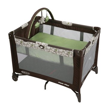 Graco Pack 'n Play Playard with Automatic Folding Feet - Zuba