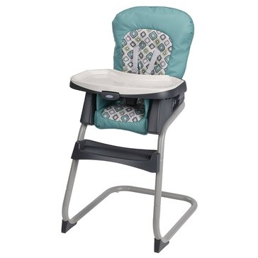 Graco Ready2Dine Highchair + Portable Booster - Affinia