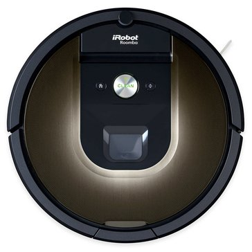 iRobot Roomba 980 Wi-Fi Connected Vacuuming Robot (R980020)