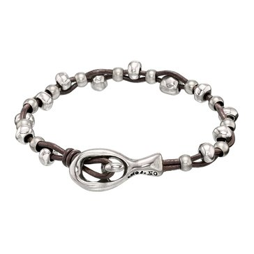 UnoDe50 Balley Bracelet, Size Medium