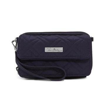 Vera Bradley All In One  Crossbody  Iphone +6 Classic Navy