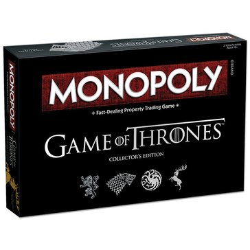 Monopoly - Game of Thrones Collector's Edition Board Game