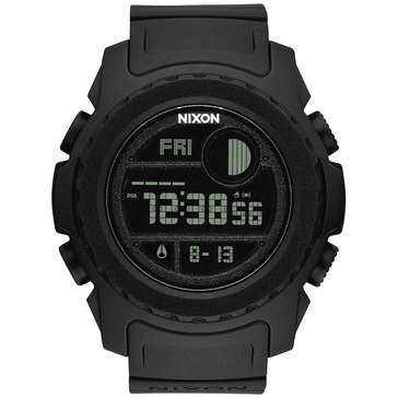 Nixon Men's Super Unit Tipsiv Strap Watch 49mm