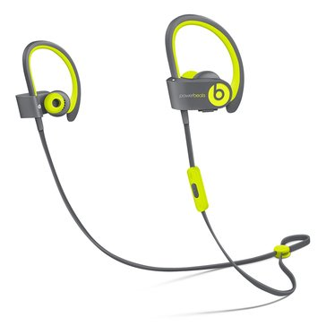 Beats Active Collection Powerbeats 2 Wireless In-Ear Headphone - Shock Yellow