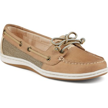 Sperry Top-Sider Firefish Women's Boat Shoe Linen/Oat