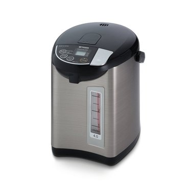 Tiger Electric Water Boiler & Warmer, 4-Liter (PDU-A40U-K)