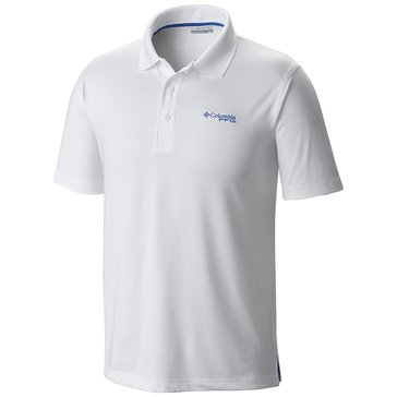 Columbia Men's PFG Low Drag Polo