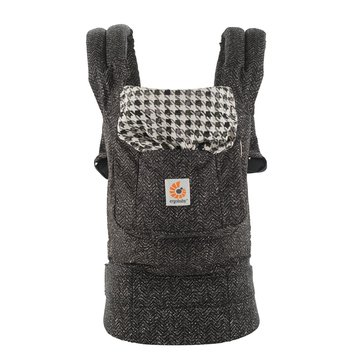 Ergobaby Original Baby Carrier, Black Twill Houndstooth