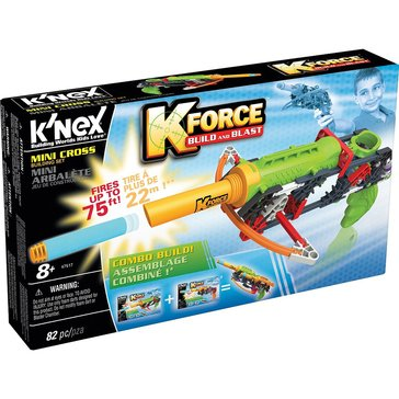 K'nex K-Force Build & Blast K-10X