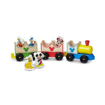 Mickey Mouse & Friends Wooden All Aboard Train