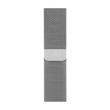Apple Watch 38mm Milanese Loop Band, Silver