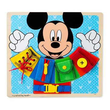 Mickey Mouse Clubhouse Wooden Basic Skills Board
