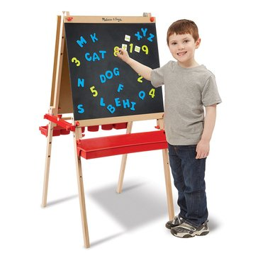 Melissa & Doug Deluxe Easel / Magnetic Boards
