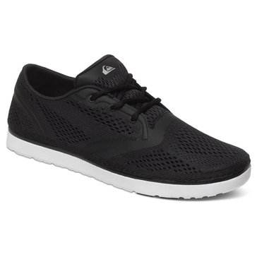Quiksilver Men's Amphibian Shoe Black/ Black/ White